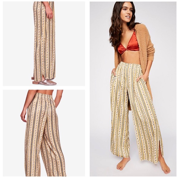 c6921f7abfb4 Free People Take Your Tie Off Pants
